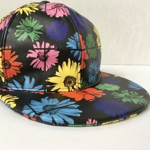 Moschino | Floral Baseball Hat